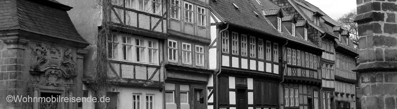 Quedlinburg Häuser