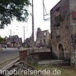 Gedenkstätte In Oradour sur Glane