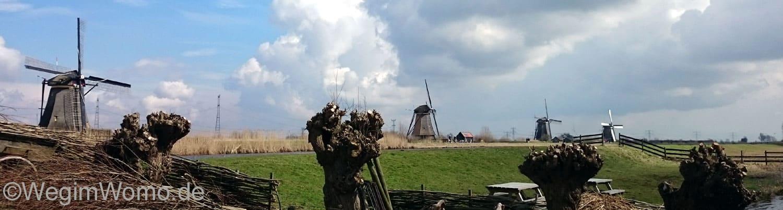Windmühlen in Kinderdjik