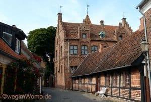 Taarnborg - ehemaliger Bischofssitz in Ribe