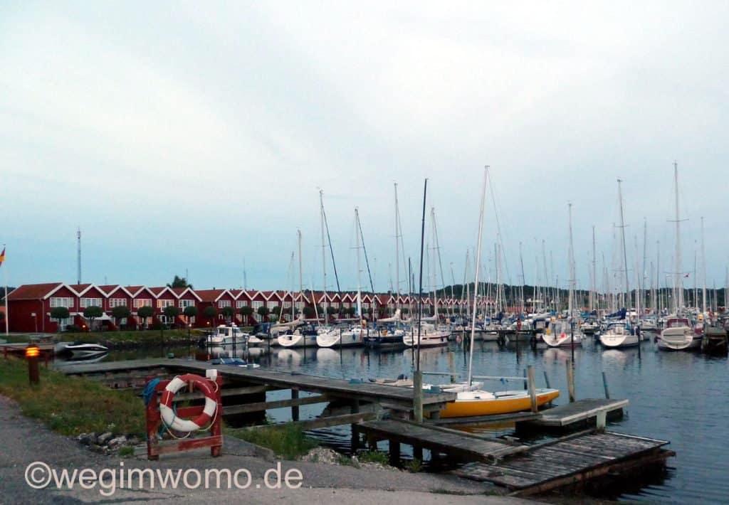 Sportboothafen Ebeltoft